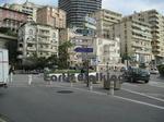 モンテカルロ市街地コースの1コーナー:サン・デボーテ(Sainte Dévote)