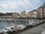 モナコ(Monaco)の街並み