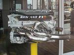 ルノーのF1エンジン