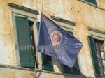 ピサ大学(Università di Pisa)の旗