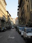 フィレンツェ(Firenze、Florence)の街並み