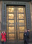 サン・ジョヴァンニ洗礼堂 (Battistero di San Giovanni)の天国の扉