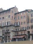 シエーナ (Siena)のカンポ広場(Piazza del Campo)