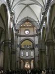 サンタ・マリア・デル・フィオーレ大聖堂(Cattedrale di Santa Maria del Fiore)の内部