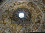 サンタ・マリア・デル・フィオーレ大聖堂(Cattedrale di Santa Maria del Fiore)のクーポラに描かれた最後の晩餐