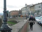 フィレンツェ(Firenze、Florence)のアルノ川(Arno)