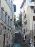 フィレンツェ(Firenze、Florence)の路地裏