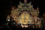 第18回 神戸ルミナリエ 2012の「記憶への扉」