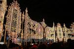 第18回 神戸ルミナリエ 2012の「光の到達点」