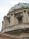 サン・ピエトロ大聖堂(St. Peter's Basilica)のドーム(クーポラ)