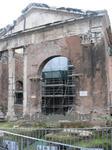 ポルティコ・ディ・オッタヴィア(il portico d'ottavia)
