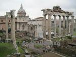 フォロ・ロマーノ(Foro Romano、Roman Forum)