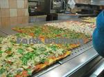 ローマで見つけたピザ
