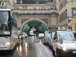 ローマ(Rome)のおしゃれなトンネル
