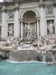 トレビの泉(Trevi Fountain、Fontana di Trevi)