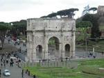 コンスタンティヌスの凱旋門(Arco di Costantino)
