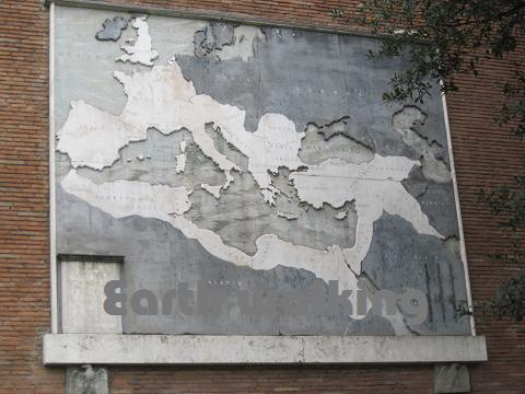 ローマ帝国の勢力図4