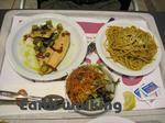 テルミニ駅での夕食