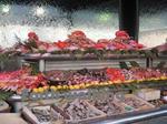 パリの街でみかけた鮮魚屋