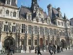 パリの市庁舎(city hall)