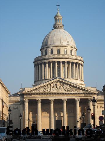 パリのパンテオン(Panthéon)