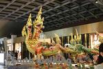 タイのスワンナプーム国際空港