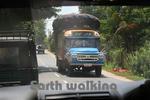 スリランカのトラック