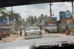 スリランカの村