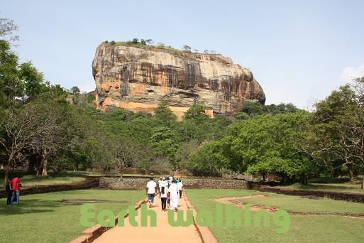 シーギリヤロック(Ancient City of Sigiriya)