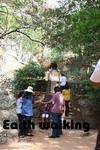 シーギリヤロック(Ancient City of Sigiriya)の登り口