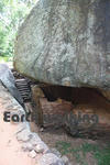 シーギリヤロック(Ancient City of Sigiriya)の遺跡