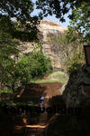 シーギリヤロック(Ancient City of Sigiriya)の登頂ルート