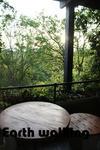 スリランカのヘリタンス・カンダラマ(HERITANCE KANDALAMA)からのジャングルとカンダラマ湖