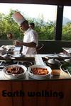 スリランカのヘリタンス・カンダラマ(HERITANCE KANDALAMA)の朝食