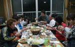 アラ満喫の宴会