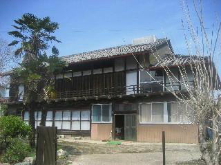 新居の古民家