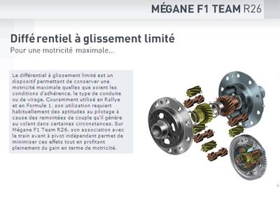 NEW MEGANE F1 TEAM R26