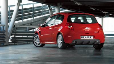 Clio Renault sport 197