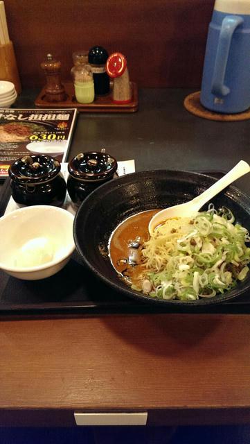 広島汁なし担担麺 味の蔵