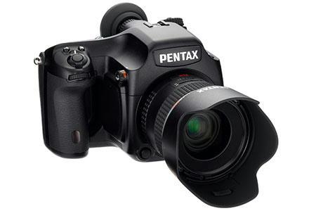 PENTAX645a