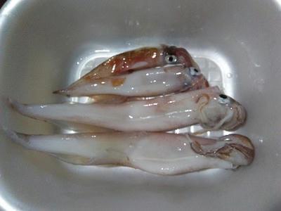 焼き ホイル イカ の