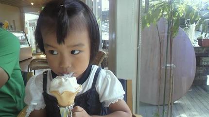 おいしいソフトクリーム
