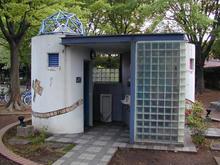 秋津第二児童遊園トイレ