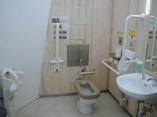 昭和記念公園 ゆめひろば多目的トイレ