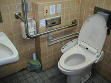 三鷹駅前 南口多目的トイレ