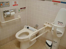 ジャスコむさし村山店多目的トイレ