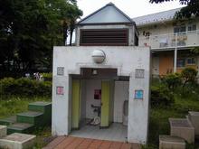熊野公園トイレ