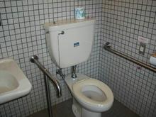 通常の洋式トイレ