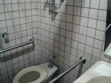 小平市役所前多目的トイレ
