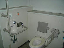 萩山公園トイレ